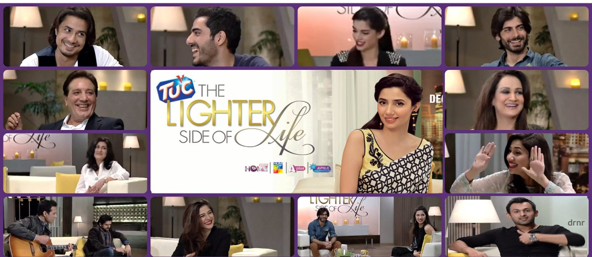 TUC the Lighter Side of Life with Mahira ~ Review
