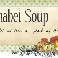 Alphabet Soup ~ The ABCs of Pakistani Dramas V