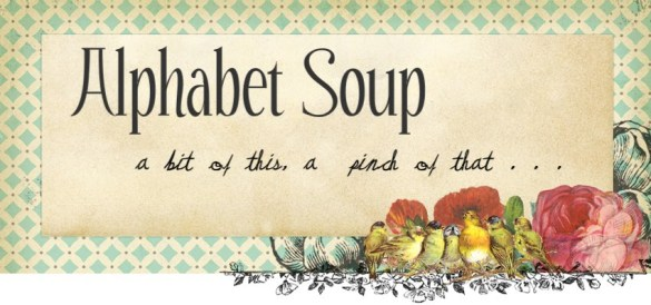 Alphabet Soup Header