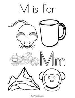 m-is-for-5_coloring_page