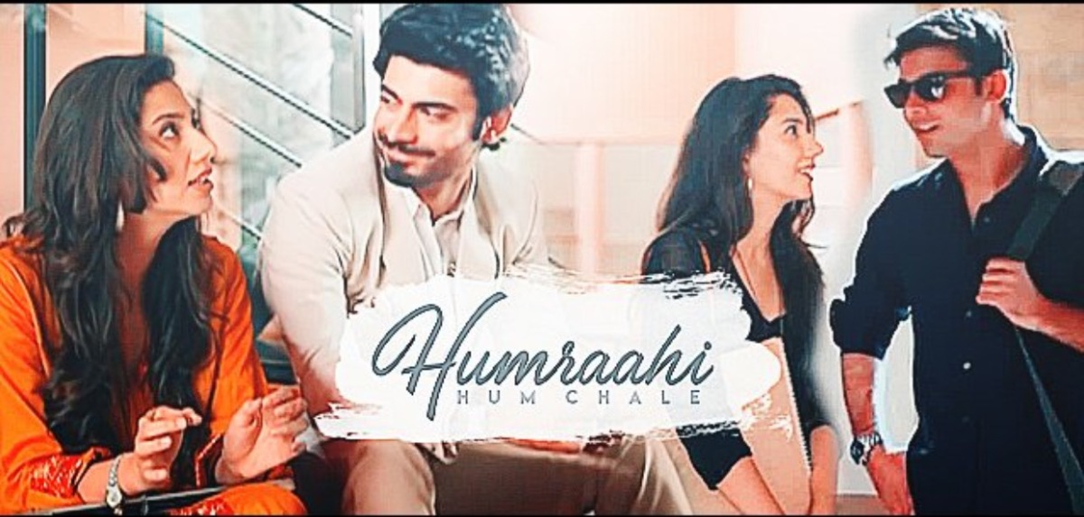 Humraahi Hum Chale ~ Fawad Khan & Mahira Khan ~ Fan Made Video